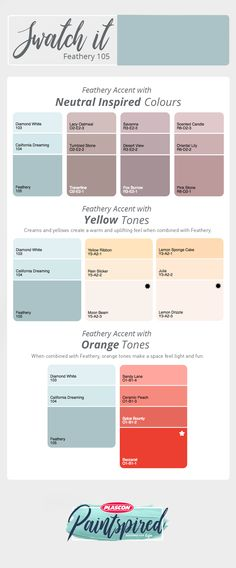 Swatch It: Let our Plascon Inspired Colour System guide you in finding your perfect colour scheme.