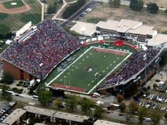 NIU Football to Play Seven Home Games in 2015 - WREX.com ...