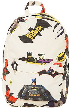 The Batman Backpack by O-Mighty use rep code: OLIVE for 20% off!