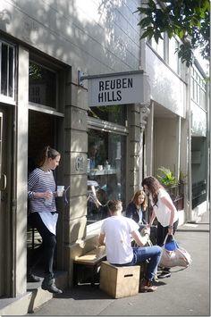 Reuben Hills, Sydney
