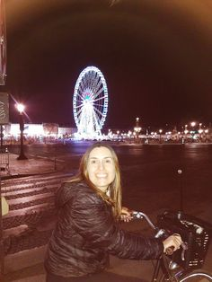 Encantes : Meia- Noite em Paris de bike