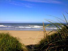 Horsfall Beach. North Bend, Oregon
