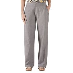 Nomads Textured Cotton Trousers by Nomads