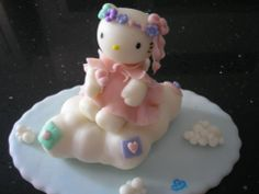 Hello Kitty in pasta di mais - 2010