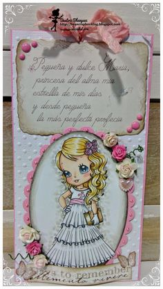 FRIDAY INSPIRATION: ALICIABEL CHALLENGE BLOG -RECORDATORIO COMUNION NIÑO Y NIÑA