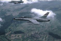 https://flic.kr/p/ekC7aB   F-105 Thunderchief, FH-490, FH-155, 36th TFW, 23rd TFS, Bitburg Germany, John DeBock,