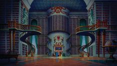 Beauty and the Beast Zoom Background Film Disney, Arte Disney, Disney S, Disney Magic, Disney Princess, Disney Background, Cartoon Background, Animation Background, Walt Disney Animation Studios