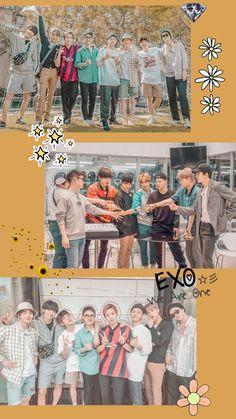 Lightstick Exo, Kpop Exo, Baekhyun, Exo Group Photo, Exo Cartoon, Exo For Life, Exo Songs, Exo Anime, Exo Album