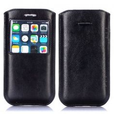 iPhone 6 (5.5 inch) Callid Zwarte Sleeve hoesje