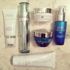Skincare Sunday: Today we're layering on all of our ANEW favorites