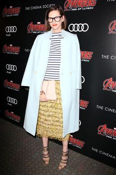 Jenna Lyons nails this trusted beauty rule