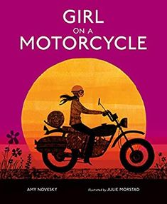 Buy Girl on a Motorcycle by Amy Novesky, Julie Morstad and Read this Book on Kobo's Free Apps. Discover Kobo's Vast Collection of Ebooks and Audiobooks Today - Over 4 Million Titles! Vikings, Viking Books, Christian Robinson, Amy, Hygge Book, Penguin Random House, Book Club Books, Ya Books, Biography