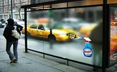 20  Examples of Clever Bus Stop Advertising