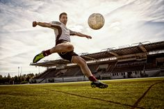 Sport Photography - Football