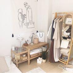 Home Decoration Tips .Home Decoration Tips Study Room Decor, Room Ideas Bedroom, Small Room Bedroom, Bedroom Decor, Korean Bedroom Ideas, Decoration Inspiration, Room Inspiration, Interior Inspiration, Deco Studio