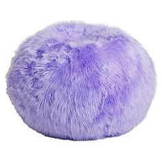 Pottery Barn Teen Fur-rific Lilac Beanbag Slipcover Beanbag Insert Large - August 24 2019 at Teen Bedroom Furniture, Bedroom Decor For Teen Girls, Teen Girl Bedrooms, Bedroom Ideas, Teen Rooms, Bedroom Inspo, Kids Rooms, Dorm Chairs, Bag Chairs
