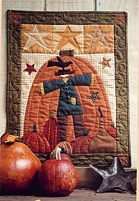 Get Out ! Wall Quilt Pattern