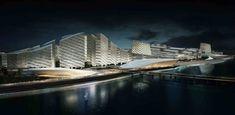 Kanpur Riverfront Development Proposal / Studio Symbiosis