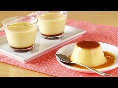 How to Make Custard Pudding (Crème Caramel Recipe) カスタードプリンの作り方 (レシピ)