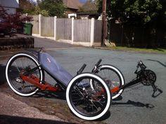 KMX Cobra Trike Push Bikes, Motorcycle, Vehicles, Motorcycles, Car, Motorbikes, Choppers, Vehicle, Tools