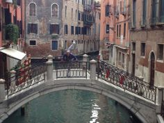 WOW!! This The Bar Method of Summit student has found the perfect place to practice her arabesque: Venice!!! #WhereDoYouBar? #barmethod #exercise #fitness #travel #Venice #arabesque