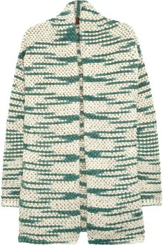 Missoni | Metallic-flecked wool-blend cardigan | NET-A-PORTER.COM