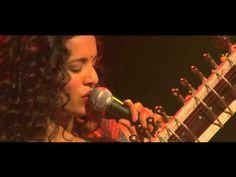 Anoushka Shankar - Concert Live France 2014 - Raga1