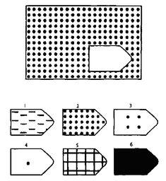 Прогрессивные матрицы Равена (тест Равена) Серия A