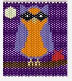 Robber Owl by FreebirdsInnovations on Etsy