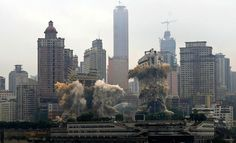Photos of Demolition Days Around the World - The Atlantic