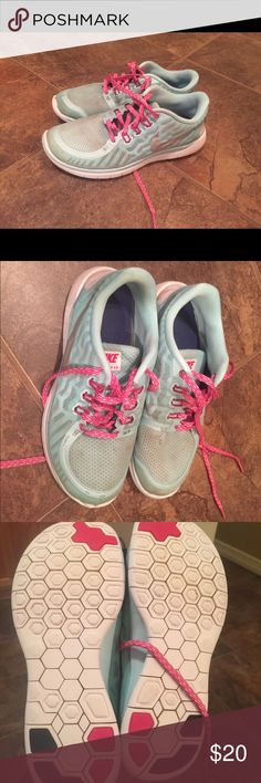 Girls Nike Shoes Size 45 Good Condition