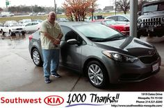 https://flic.kr/p/Mw6gj7 | #HappyBirthday Timothy from Mike Stanton at Southwest Kia Mesquite! | www.deliverymaxx.com/DealerReviews.aspx?DealerCode=VNDX