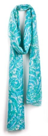 Alpha Delta Pi Lilly Scarf! I want it!