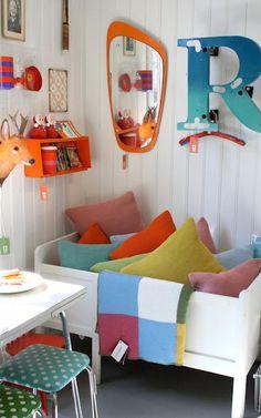 Kleurrijke #kinderkamer | Colurful #kidsroom