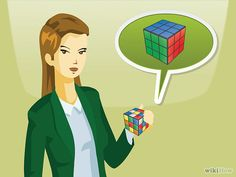 How to Solve a Rubik's Cube with the Layer Method: 13 Steps - took me several goes but I did it!