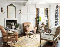 Neutrals are a great tool in your decorating arsenal. Even if you love