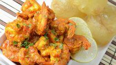 http://uryummyrecipes.com/low-calories-sea-food-shrimps-recipe/