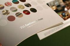 725 Continental Hotel on Behance