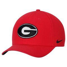 Georgia Bulldogs Nike Wool Classic Performance Adjustable Hat - Red - $23.99