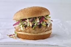 A nutritious meal can be easy! Find Trending recipes made with JENNIE-O® Turkey and create the perfect meal. Best Turkey Burgers, Grilled Turkey Burgers, Turkey Burger Recipes, Turkey Sandwiches, Ground Turkey Recipes, Chicken Recipes, Jennie O Turkey, Turkey Stew, Turkey Patties