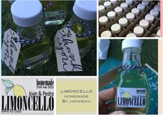 HomeMade Limoncello by Joan Maia Homemade Limoncello, Things To Come, Soap, Decoration, Bottle, Wedding, Decor, Valentines Day Weddings, Flask