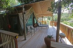 Our tent, No at Botlierskop Private Games, Game Reserve, African Safari, Tents, South Africa, Patio, Luxury, Outdoor Decor, Ideas
