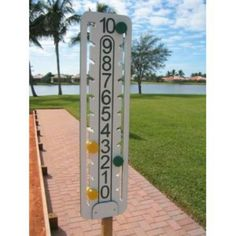 I need to make one of these for the Bocce court!