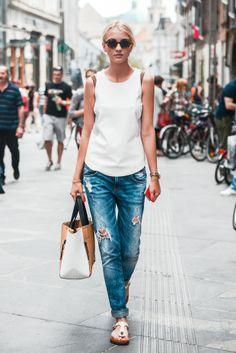 Popularen natrgan boyfrend jeans ...