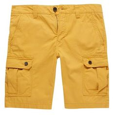 Timberland - Bermuda Conway Lake Homme - mineral yellow