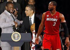#d-wade #theflash #obama