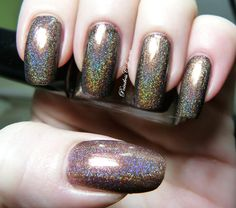 Enchanted Polish Hot Chocolate - Swatches and Review | Pointless Cafe