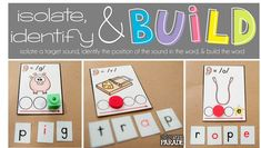 Guided Reading Activities for Kindergarten and First Grade