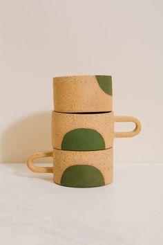 Goodwin | Olive Dot Mug