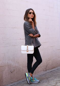 sporty chic outfits - Buscar con Google